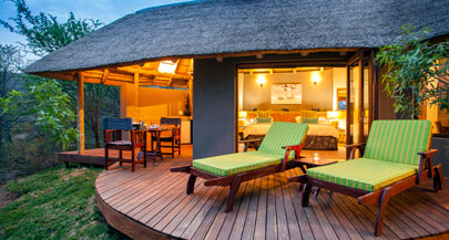 Tambuti Private Lodge