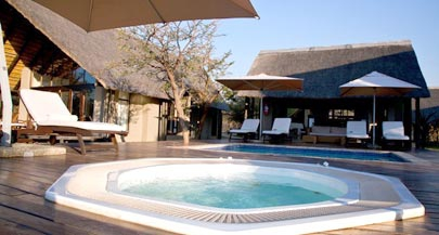Buffalo Thorn Game Lodge